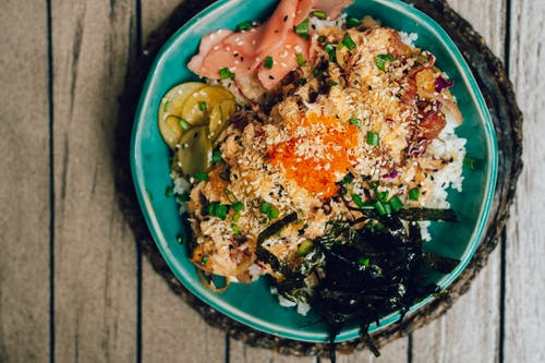 Foto d'estoc gratuïta de All, arròs, carn de porc, casolà