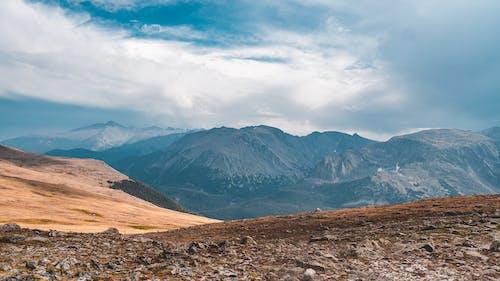 Kostenloses Stock Foto zu abenteuer, berg, eis, fels