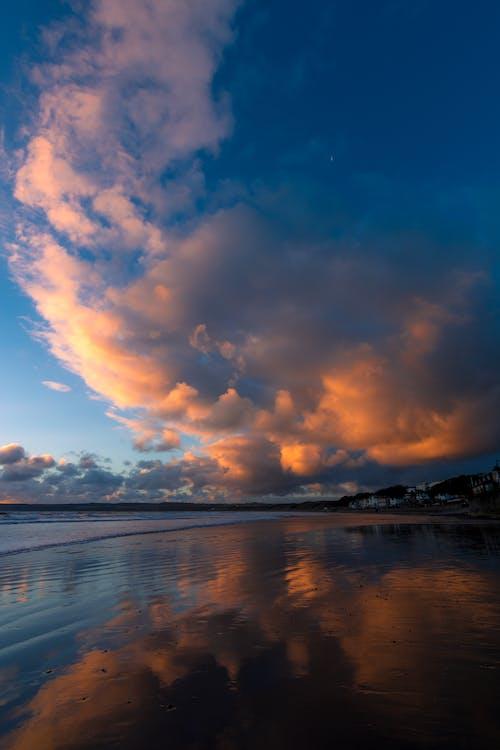 Бесплатное стоковое фото с англия, берег, берег моря, береговая линия