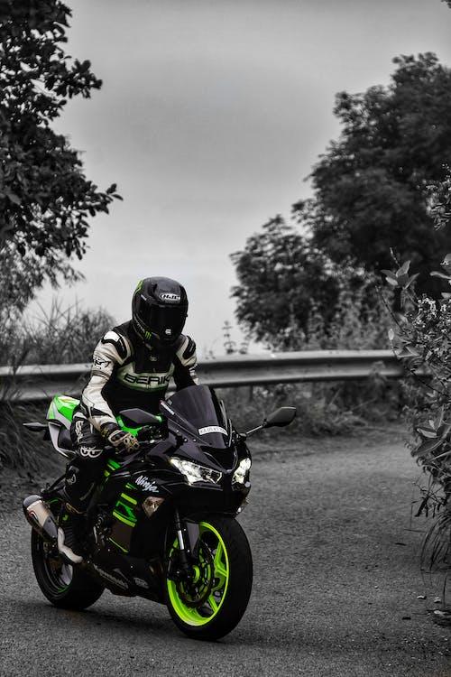Free stock photo of beautiful scenery, big bike, bike