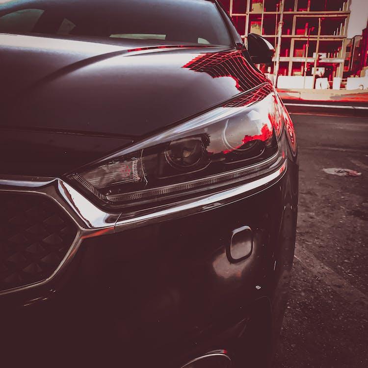 Gratis arkivbilde med biler, svart, svart bil