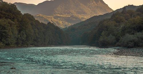 Free stock photo of beautiful sunset, hills, mountain