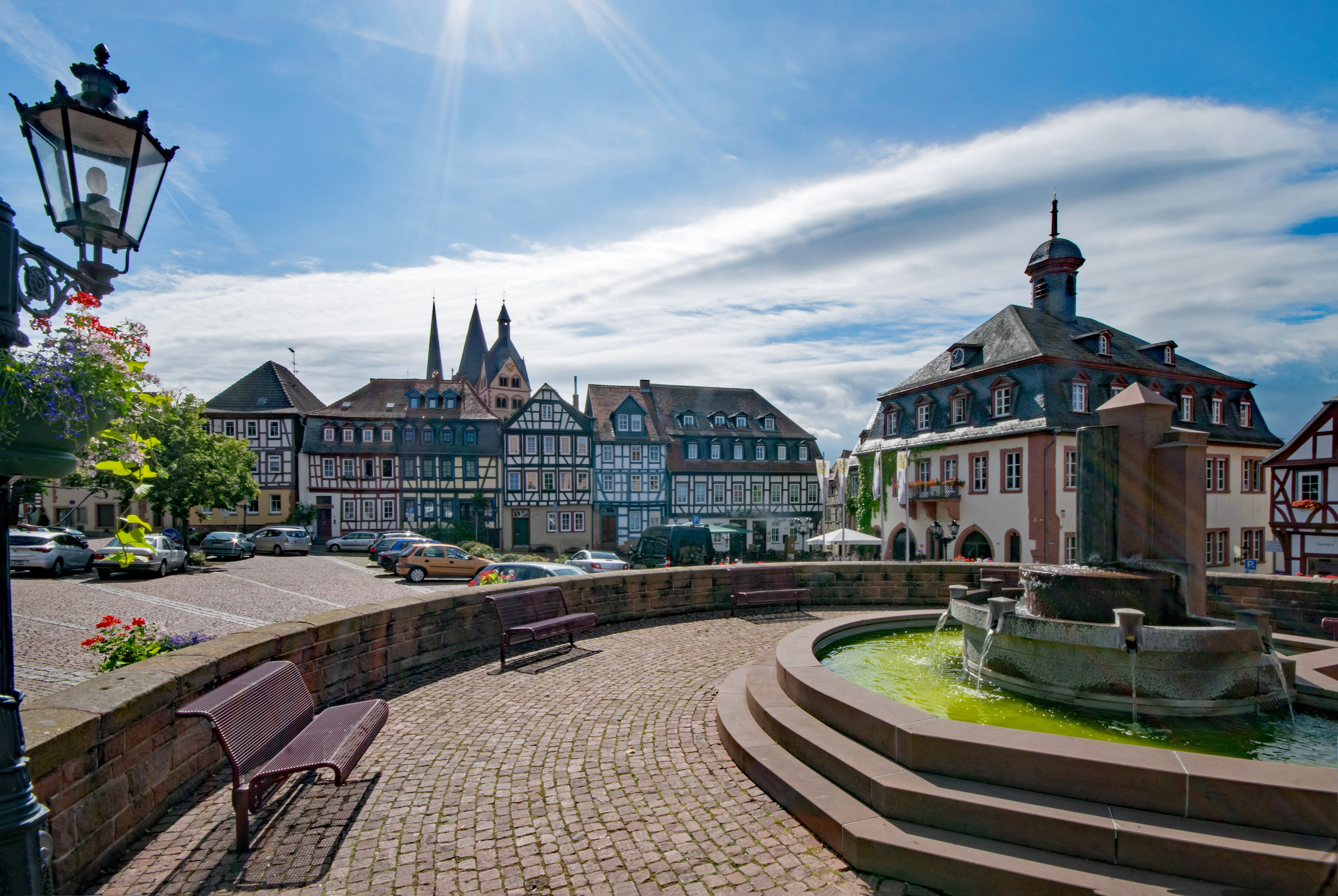 Free stock photo of building, architecture, germany, marketplace