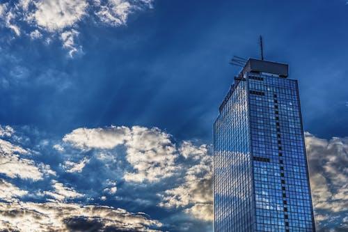 ガラス, ガラス窓, タワー, モダンの無料の写真素材