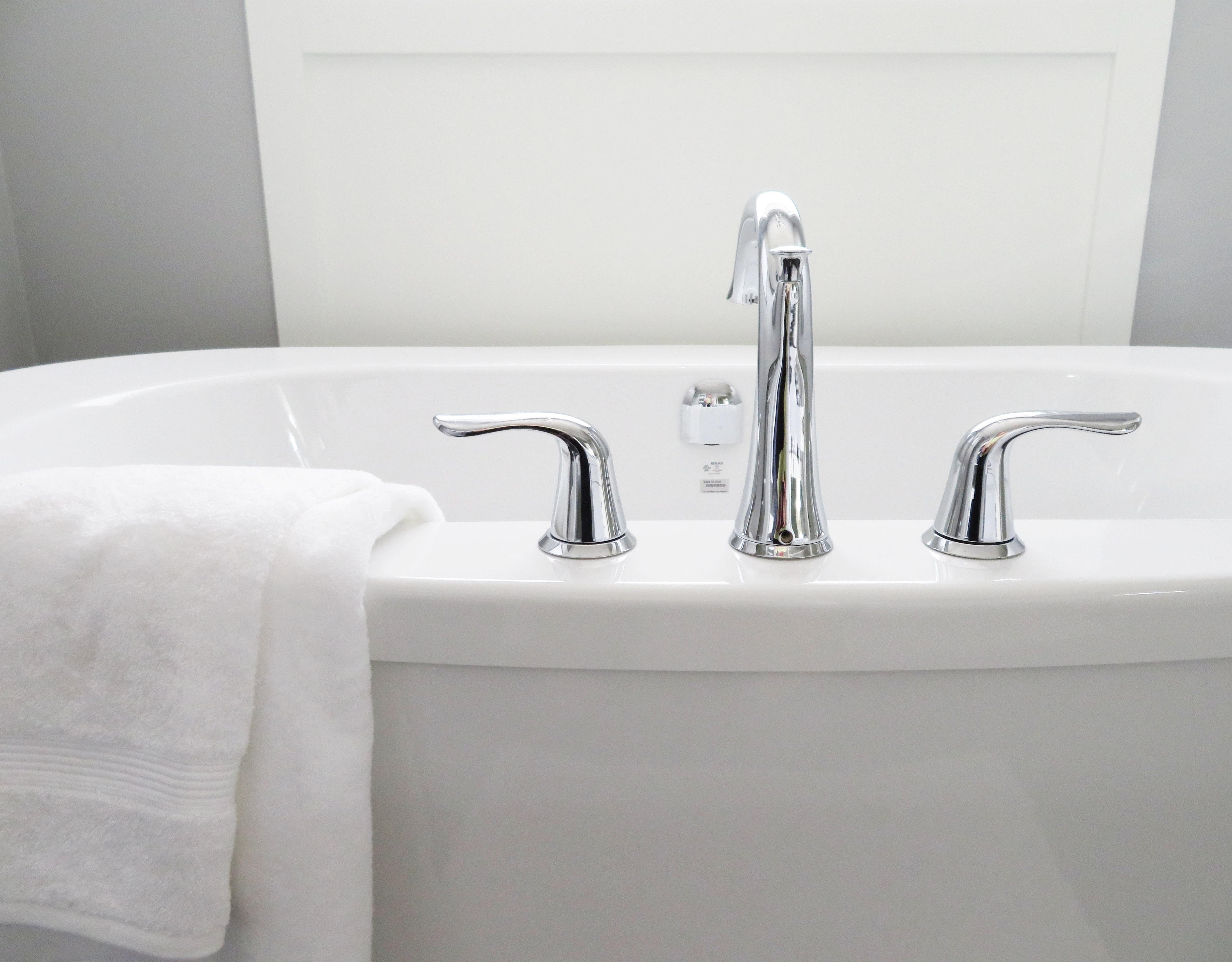 Free Stock Photo Of Bathroom Bathtub Ceramic