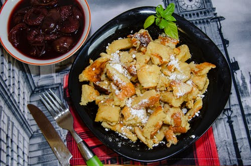 Free stock photo of appetiser, cinnamon powder, delicatessen, dine