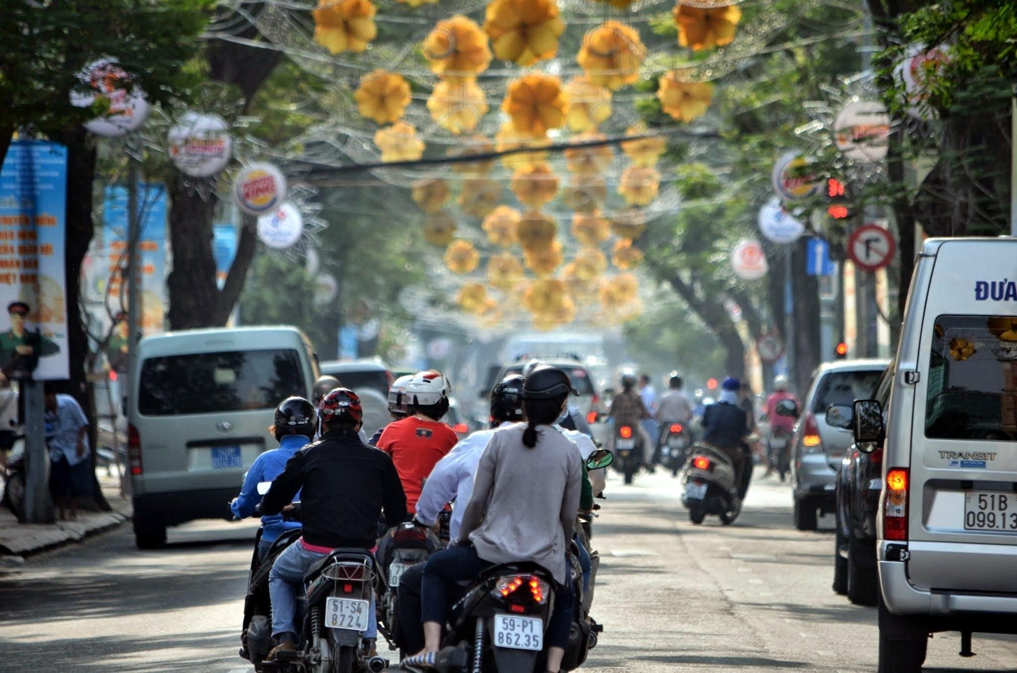 Free stock photo of chi, city, ho, minh
