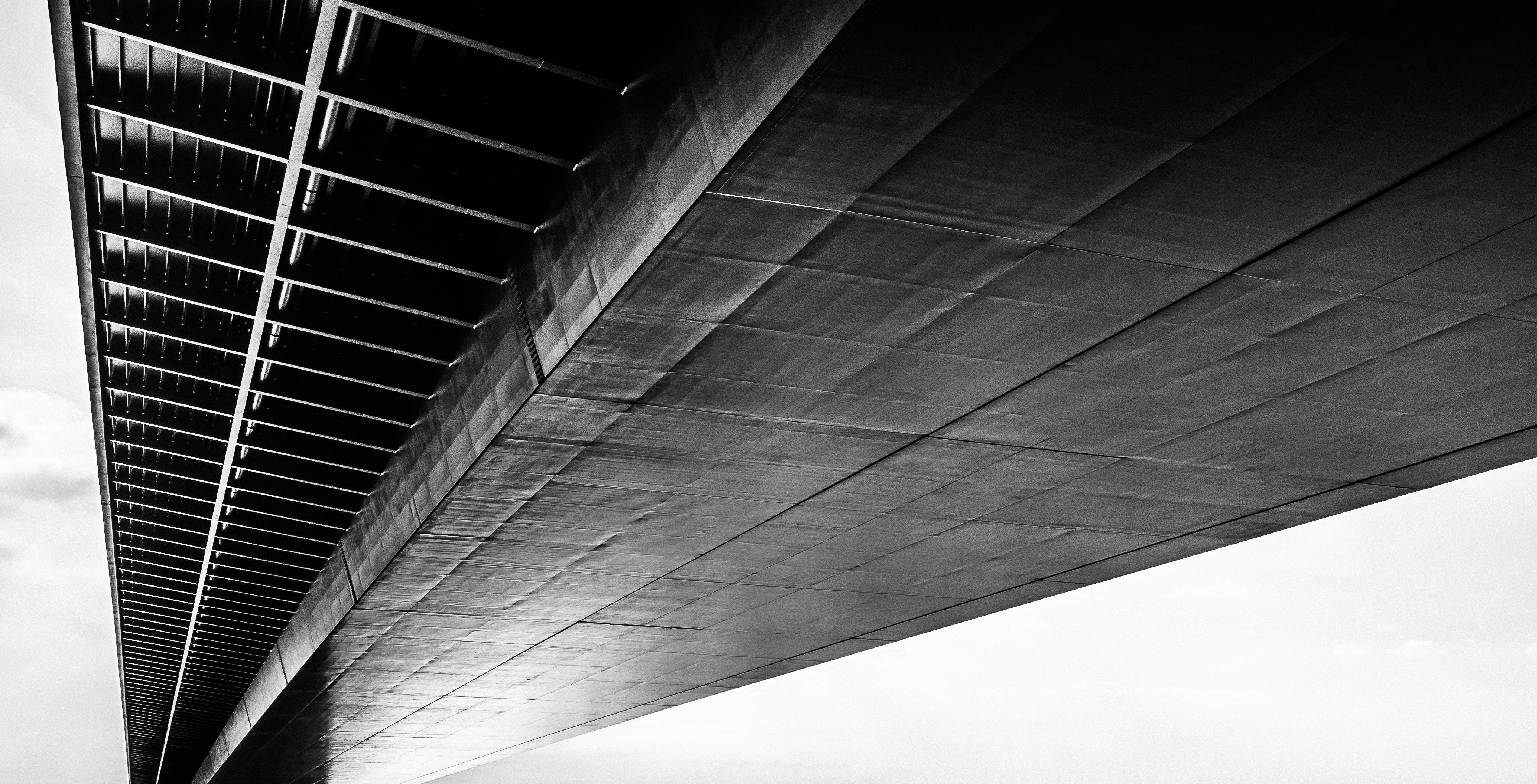 Free stock photo of city, building, construction, bridge