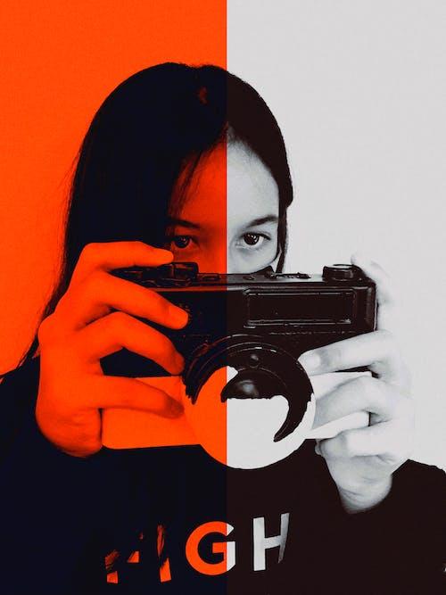 Gratis stockfoto met twee gekleurd
