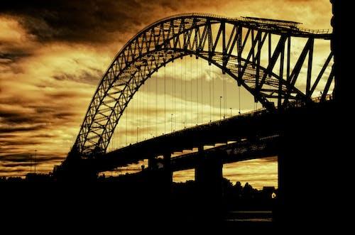 Foto stok gratis Arsitektur, awan, Fajar, Inggris