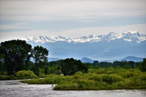 Immagine gratuita di montagne, Montana, scenario, scenico