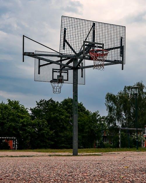 Free stock photo of basketball, basketball basket, leisure, motion