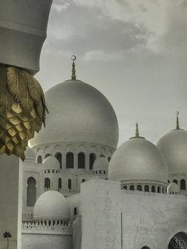Free stock photo of travel, white, gold, gloomy