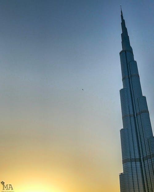 Kostnadsfri bild av blå, burj khalifa, dubai, reflektion