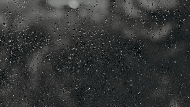 Free stock photo of light, dark, glass, rainy
