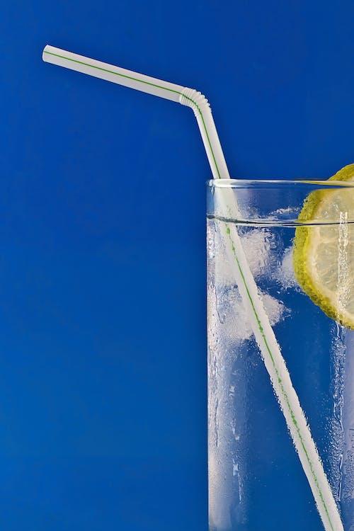 Бесплатное стоковое фото с напиток, пить, питьевая вода, солома