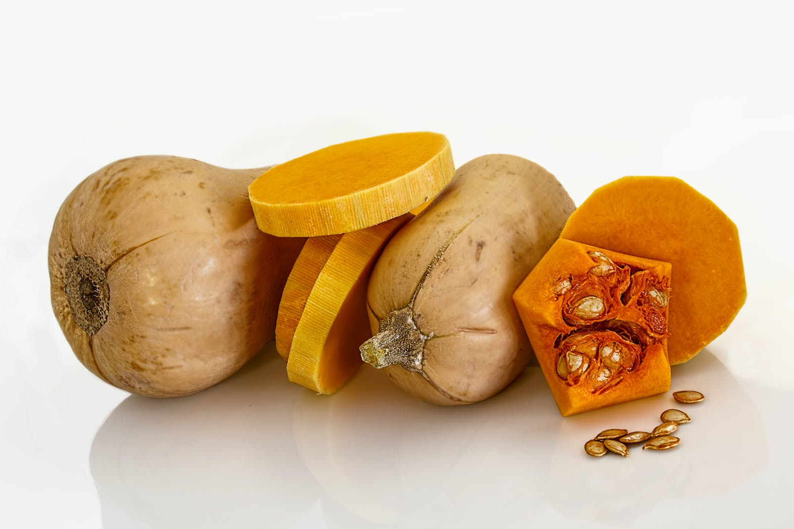 Candied Butternut Squash and Sweet Potatoes Recipe