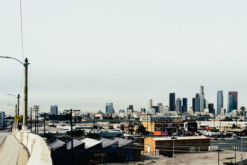 Gratis stockfoto met amerika, horizon, LA, Los Angeles