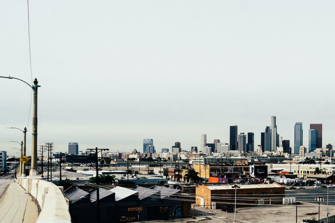 Los Angeles, mesto, panoráma