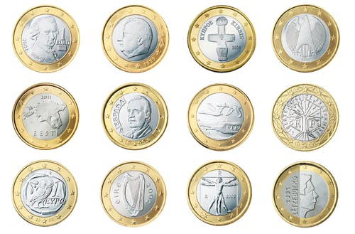 お金, コイン, ゴールド, ファイナンスの無料の写真素材