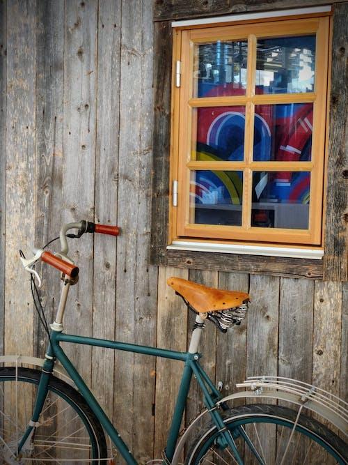 Ilmainen kuvapankkikuva tunnisteilla ikkuna, ovi, Polkupyörä