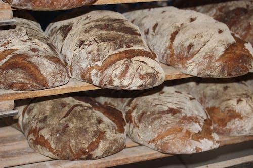條狀麵包, 烘焙食物, 特寫, 糕點 的 免费素材照片
