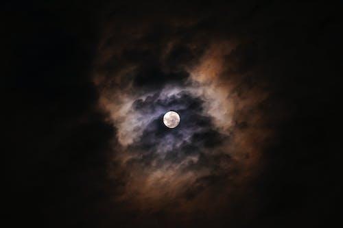 Full Moon in the Sky