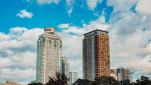 Foto d'estoc gratuïta de alt, apartament, arquitectura