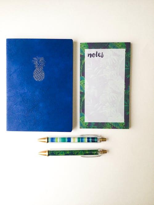 Foto stok gratis biru, Biru tua, blog, buku agenda