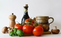 food, vegetables, kitchen