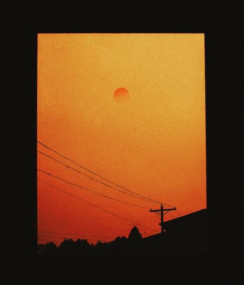 Безкоштовне стокове фото на тему «абстрактний, апельсин, відкрити вікно»