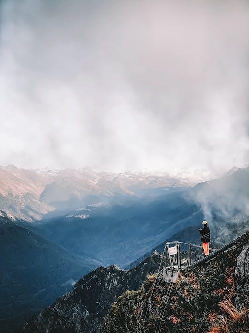 Ingyenes stockfotó gleccser, hegy, hegycsúcs, hegyek témában