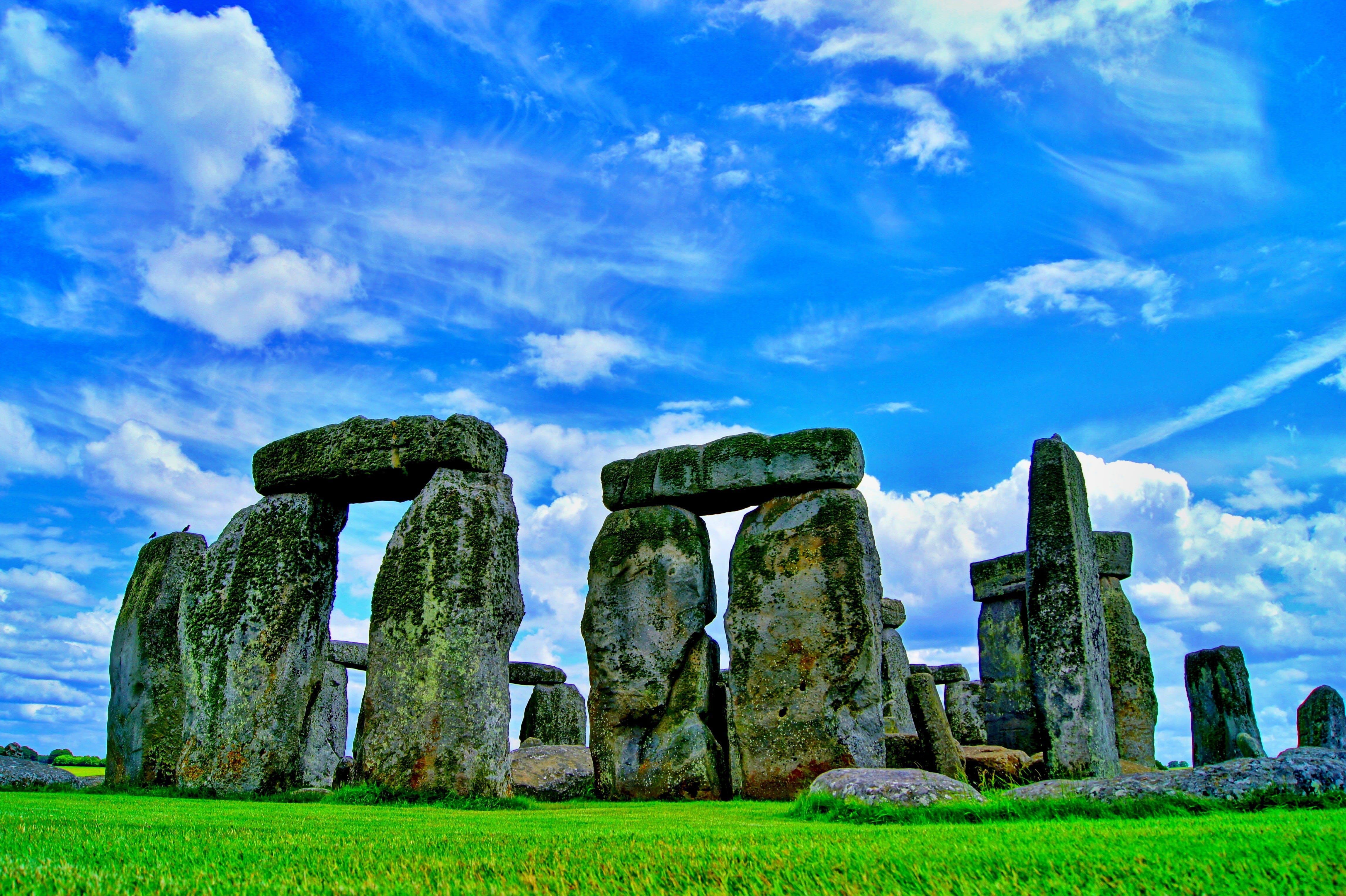 Gray Stonehenge