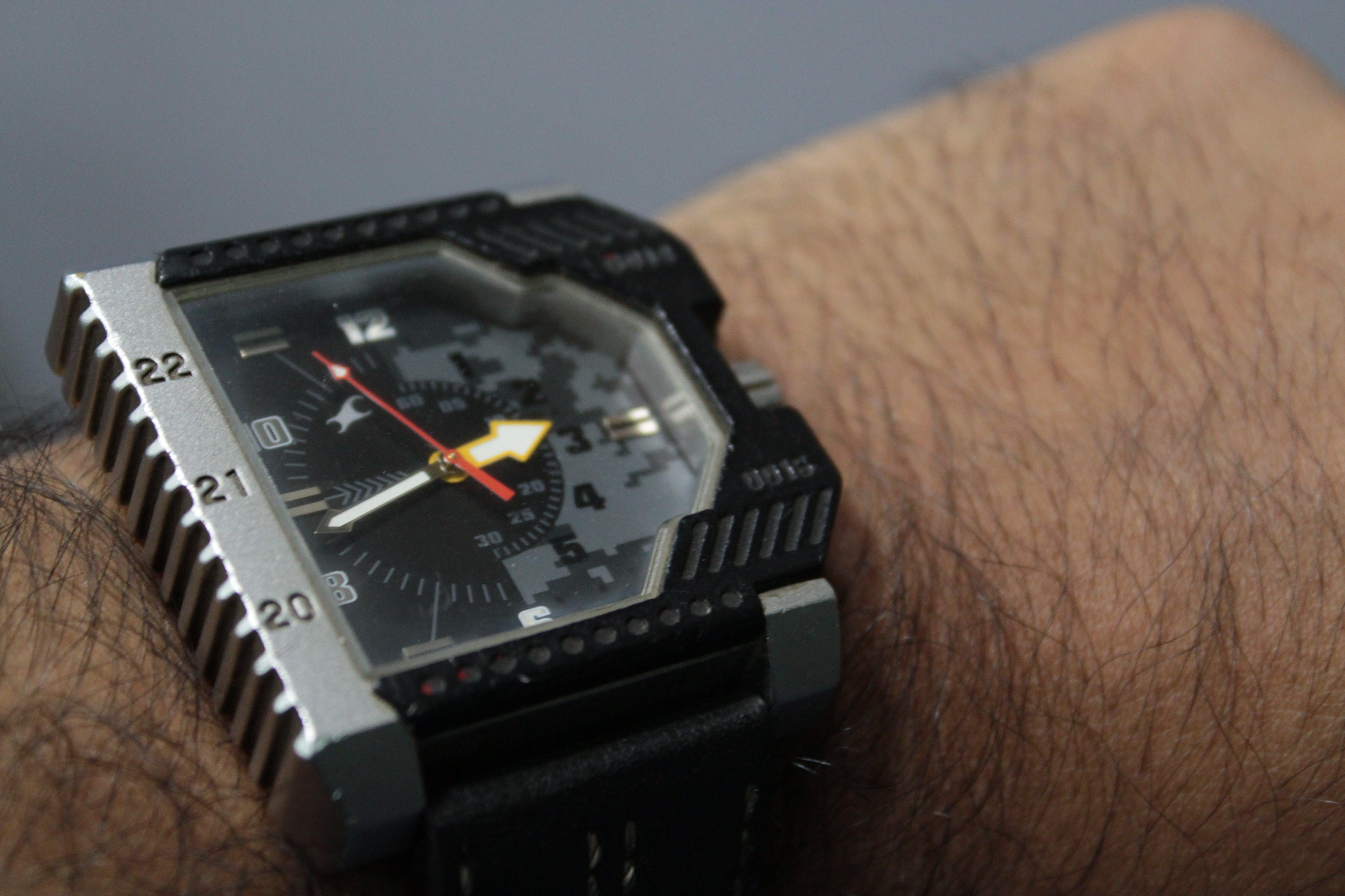 Free stock photo of clock, commando, commando watch, design