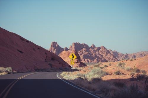 オーストラリア, ドライ, 岩, 曲線の無料の写真素材