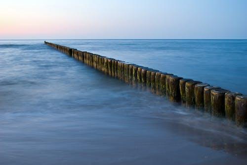 Foto stok gratis air, alam, baltik, biru