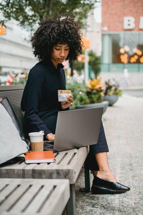 互聯網, 人, 咖啡 的 免費圖庫相片