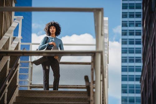 人, 商業, 城市 的 免費圖庫相片