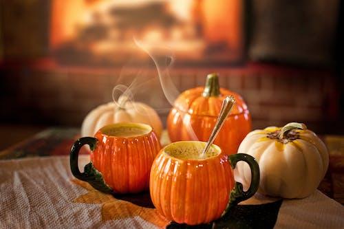 Immagine gratuita di accogliente, attraente, autunno, bebida de outono