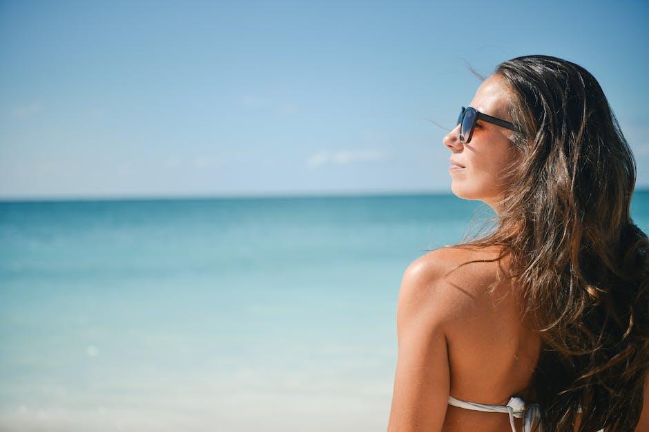 beach, brunette, girl