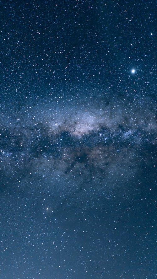 Gratis lagerfoto af astrologi, astronomi, dyb, galakse