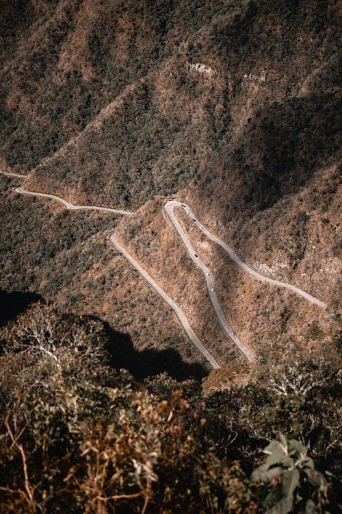 Photos gratuites de altitude, angle élevé, arête