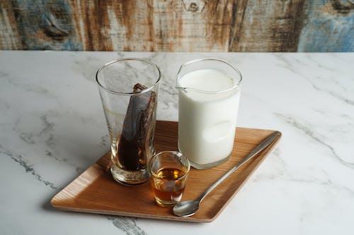 Δωρεάν στοκ φωτογραφιών με counter top, latte art, αγροτικός