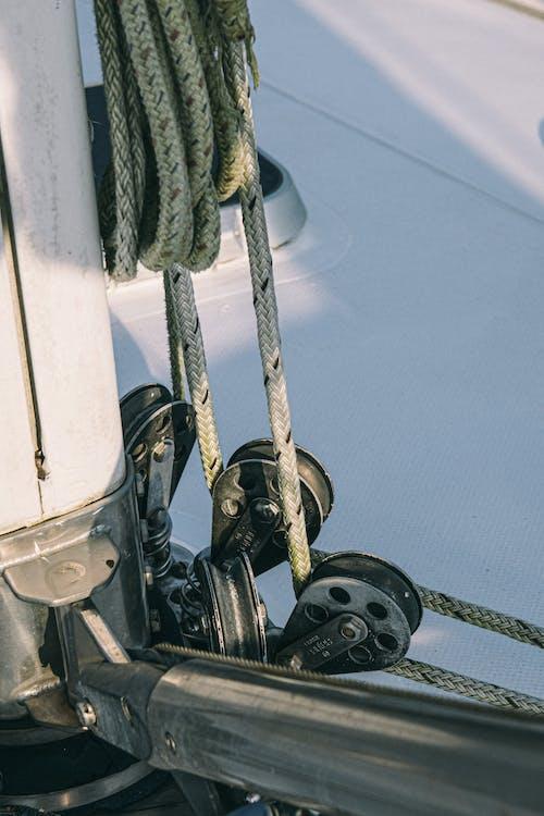 Ingyenes stockfotó acél, biztonság, felszerelés, hajó témában