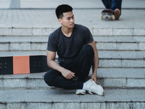 Kostnadsfri bild av asiatisk man, dagsljus, etnisk, fokus
