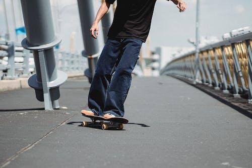 Fotobanka sbezplatnými fotkami na tému aktivita, aktívny, anonymný, asfalt