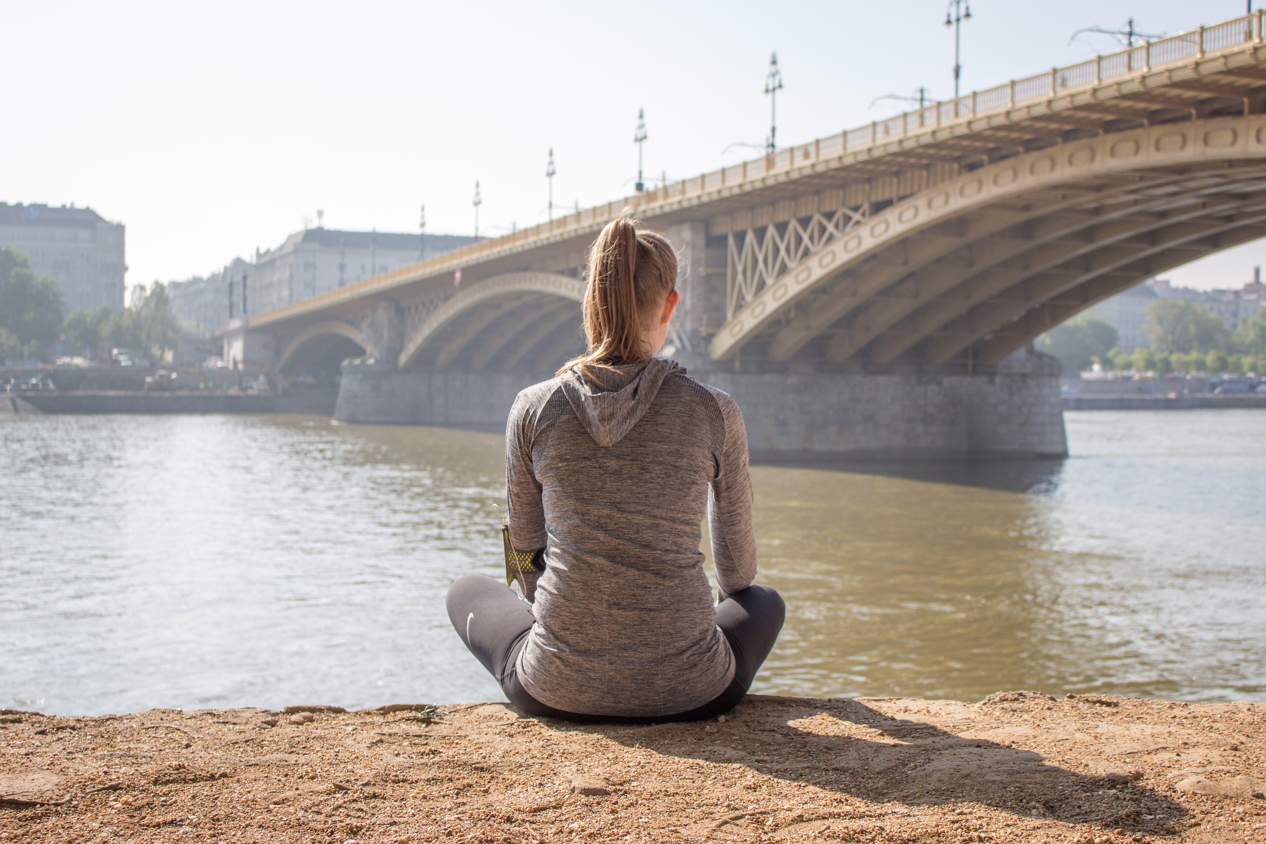 Free stock photo of along, bridge, Budapest, calm