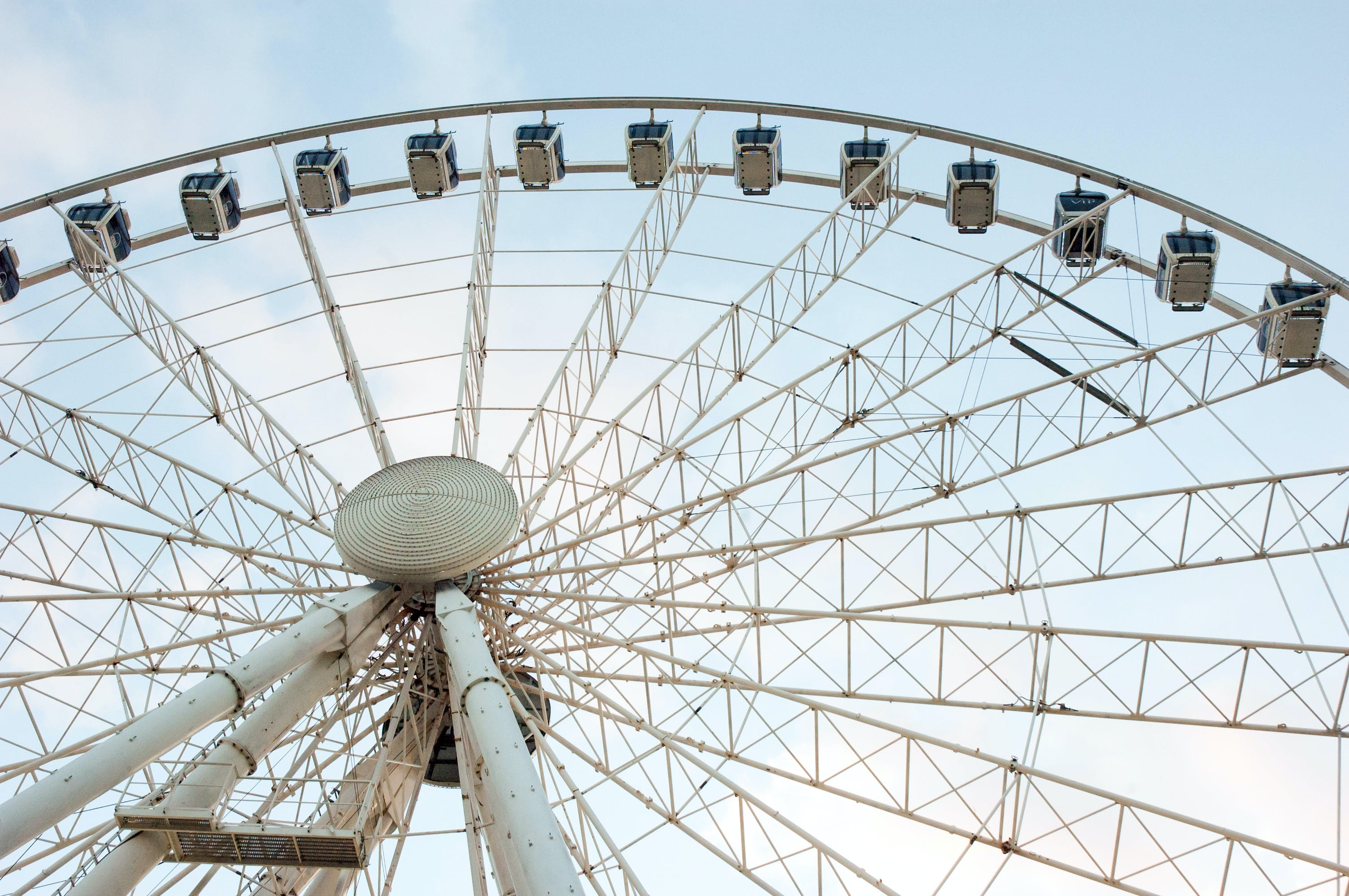 Free stock photo of big, high, huge, wheel