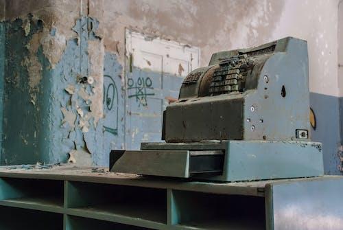 Fotos de stock gratuitas de abandonado, acero, antiguo