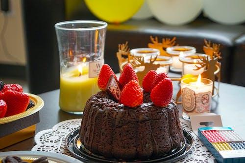 Free stock photo of afternoon tea, beautiful home, birthday cake
